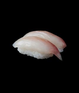 Sushi daurade