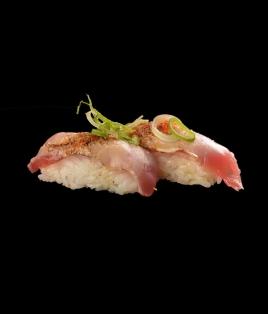 Sushi thon cuit
