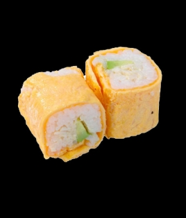 Egg roll avocat cheese