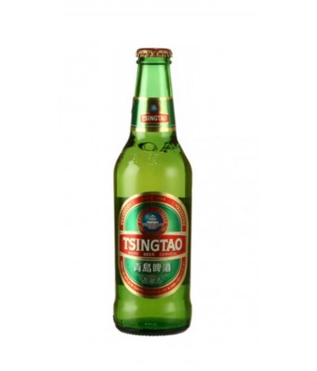 Bières chinoise Tsing Tao 33cl