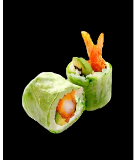 359 printemps tempura crevette avocat