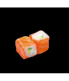 340 saumon roll avocat cheese