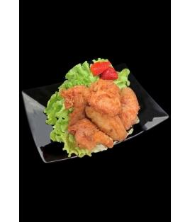 Aile de poulet frit à la japonais
