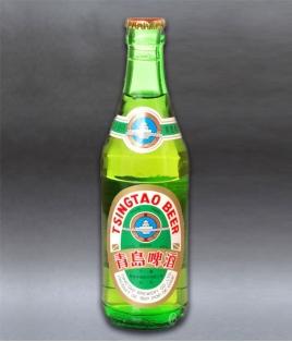 Bières chinoise Tsing Tao 64cl