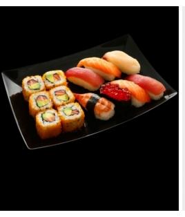 Menu sushi Maki sashimi